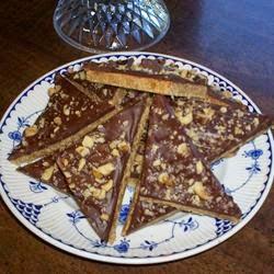 Desserts – Maple Toffee Bars