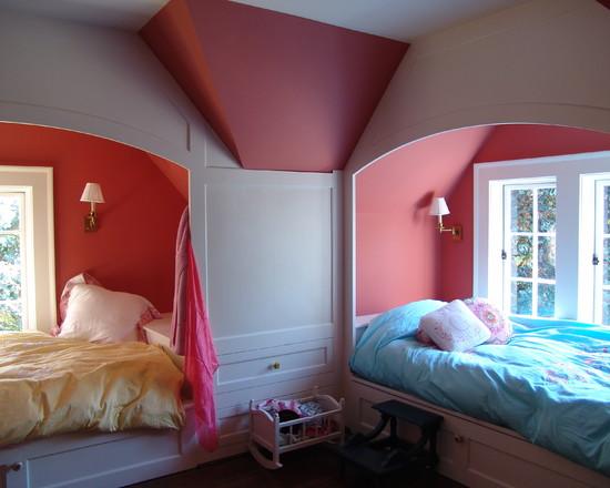 Druid Hills Renovation New Children S Bedroom In Attic (Atlanta)