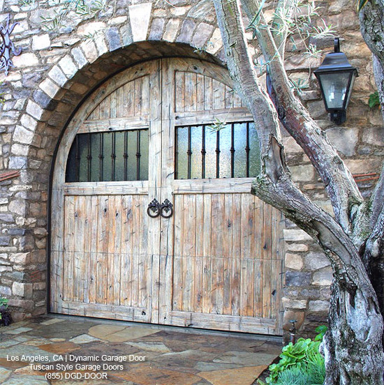 Tuscan Garage Doors Tuscany Italy Garage Door Designs (Los Angeles)